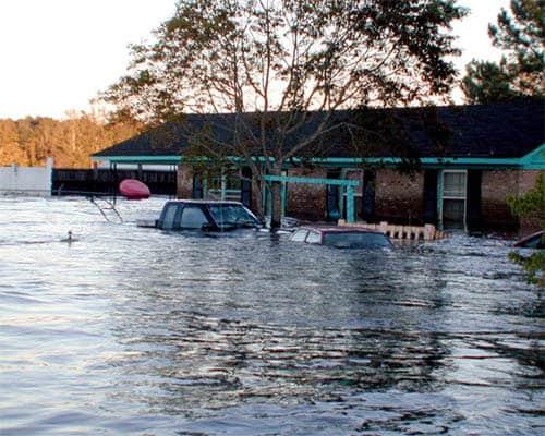Photo by Dave Gatley/FEMA News Photo